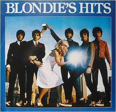 BLONDIE Blondie's Hits ....LP#243