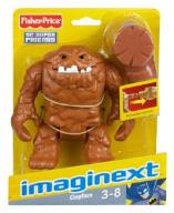 Fisher Price Imaginext Batman CLAYFACE POZNAŃ
