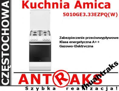Kuchnia Amica 5010ge333ezpqw Termoobieg Czę Wa