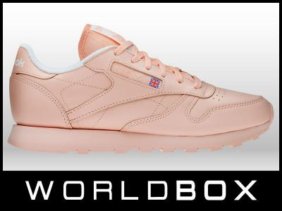Buty Reebok Classic Leather różowe damskie Pink BS7736 ▷ Sklep Sizeer