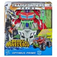 TRANSFORMERS OPTIMUS PRIME BEAST HUNTERS