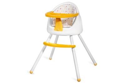 Krzesełko do karmienia 4w1 TUTTI Kinderkraft SEED