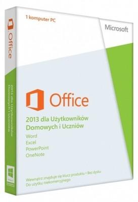Office 2013 Dom Pl Box Pudelko F Vat 23 6929509039 Oficjalne Archiwum Allegro