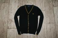 FRED PERRY SWETER CARDIGAN LUXURY BRAND _M_