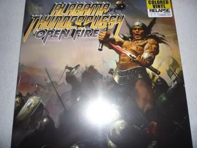 Alabama Thunderpussy - Open Fire LP stoner doom