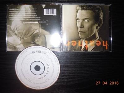 David Bowie - Heathen. 2002 rok. CD Columbia.