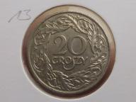 20 GROSZY 1923 rok  13