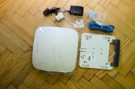 Netgear AP WNDAP620 N450 (2.4 or 5 GHz) 1xGE PoE