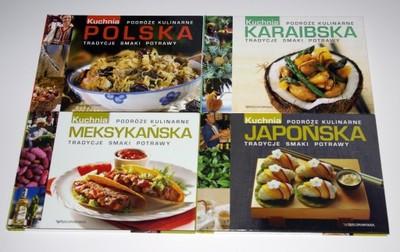 Kuchnia Polska Karaibska Meksykańska Japońska 6911896533