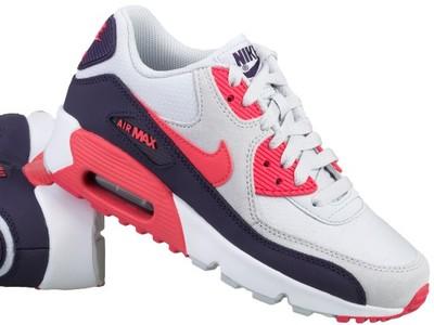 434a103a7d1504 Buty Damskie Nike Air Max 90 833340-005 - 38 - 6770991224 ...