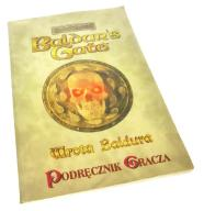 BALDUR'S GATE Wrota Baldura podręcznik gracza