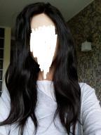 Peruka lace wig naturalne włosy 60cnm