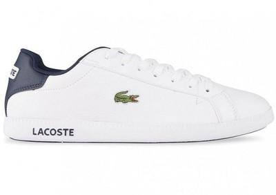 ogromna zniżka najlepsze ceny najniższa cena Buty męskie Lacoste GRADUATE LCR 3 białe roz. 44 ...