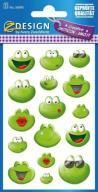 Naklejki kreatywne - żabki, 56095