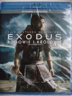 EXODUS Gogowie i królowie blu-ray x2 VAT