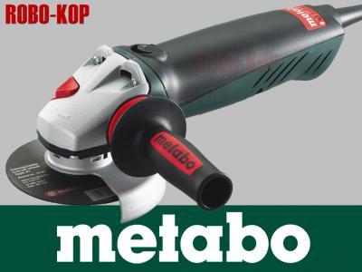 METABO szlifierka kątowa 125/900W WE 9-125 QUICK