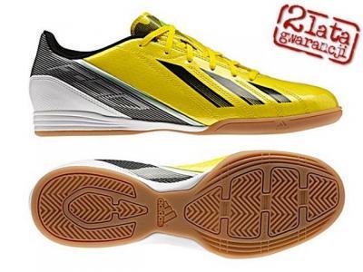 halówki adidas F10 IN seria F50 g65328 roz 44 NOWE