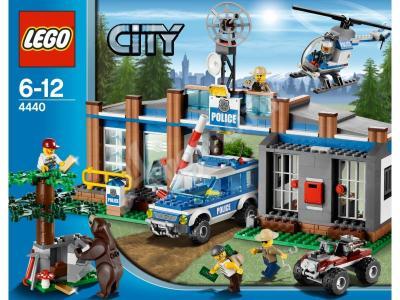 Lego City 4440 Policja Leśny Posterunek Od Ręki 2828859624