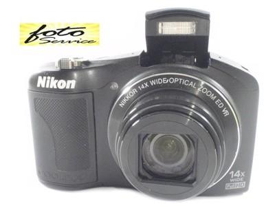 Nikon L610 elektronika płyta główna lampa błyskowa