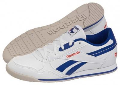 6efcad15 Buty Damskie Sportowe Reebok Retro Rush Białe 37 - 4436317069 ...