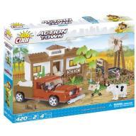 COBI Action Town Farma 420 el.