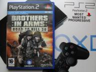 BROTHERS IN ARMS ROAD TO HILL 30 PS2 PLAYSTATION 2