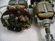 220/110V 50 Hz przetwornica maszynowa