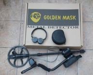 golden mask gm4 wireless /8khz-18khz/ + słuchawki