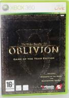 THE ELDER SCROLLS IV OBLIVION GAME OF THE YEAR EDI