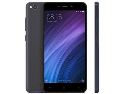 Xiaomi Redmi 4A 32GB/2GB RAM Black/Czarny