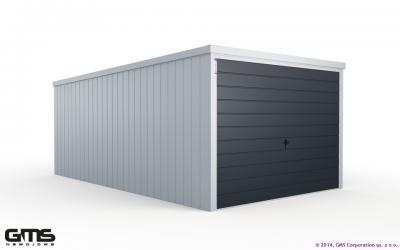 Garaż Stalowy Premium Producent 5687539117 Oficjalne Archiwum