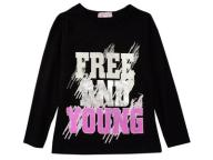 YOUR WORLD czerń FREE AND YOUNG 128 D20S