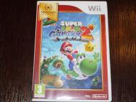 Gra Nintendo Wii Super Mario Galaxy 2