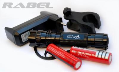 Latarka Ultrafire XM-L U2 +2 aku + uchwyt +gratis!