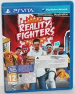 REALITY FIGHTERS    / PS VITA