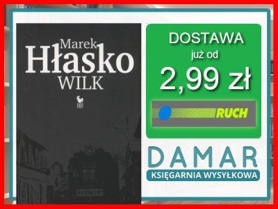 WILK Hłasko Marek PROMOCJA nowa