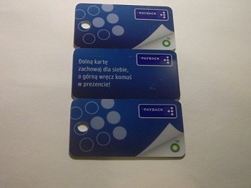 Payback Mini Karte.Karta Kolekcjonerska Payback Bp 2 Pak Mini Nowość