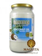 Olej kokosowy BANABAN Virgin spożywczy SRI LANKA