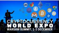 Cryptocurrency World Expo - Warsaw bilet gold