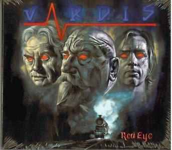 Vardis - Red Eye LIMIT / FOLIA