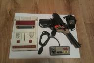 Konsola DY-656 400 game + pad,pistolet i zasilacz