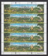ONZ UNITED NATIONS Arkusik ** MNH  od 1zl
