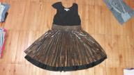 Sukienka 134 ! Marks&Spencer ! ELEGANCKA !