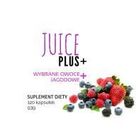 Juice Plus 6 sztuk wybrane owoce jagodowe 120 kaps