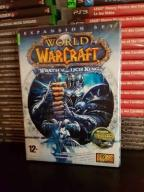 PC WORLD OF WARCRAFT WRATH OF THE LICH KING NOWA