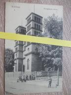 Lidzbark Warmiński Heilsberg Kościół ewangelicki