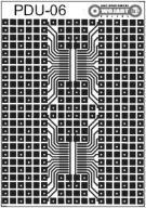 [LISPOL] Płytka uniwersalna PDU06