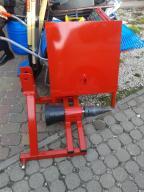 łuparka świdrowa wom do traktora rębak  świder 100