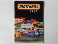 MATCHBOX - KATALOG - 1987