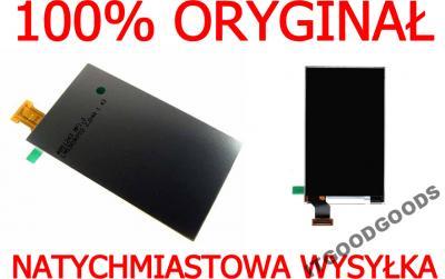 ORYGINALNY WYŚWIETLACZ LCD NOKIA LUMIA 710
